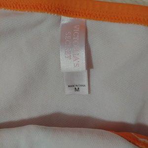 Victoria's Secret Swim - Victoria's Secret Orange Two Piece Swimsuit